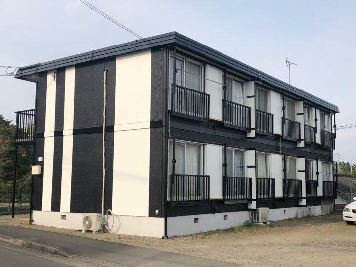 福岡県北九州市八幡西区での2DK6部屋の大規模修繕が完成!