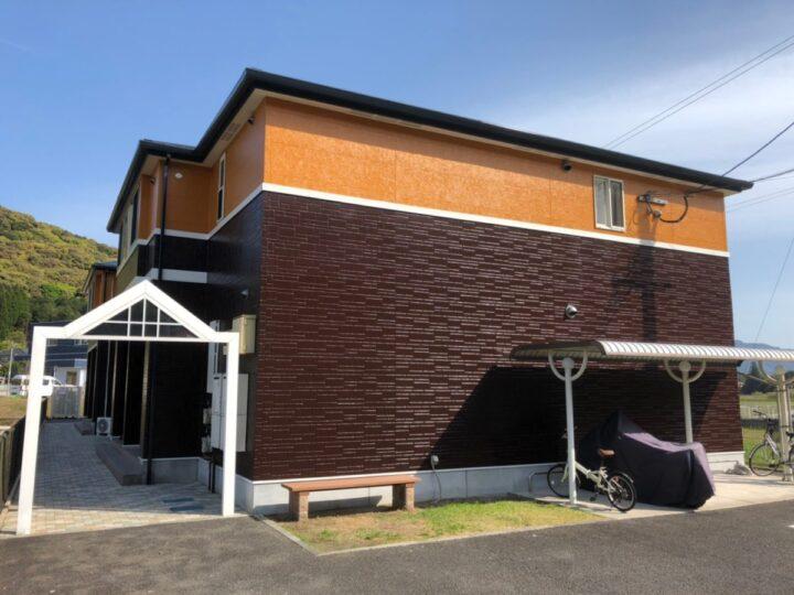 【鹿児島県薩摩川内市 塗装】納得のいく説明で他社よりも安かった